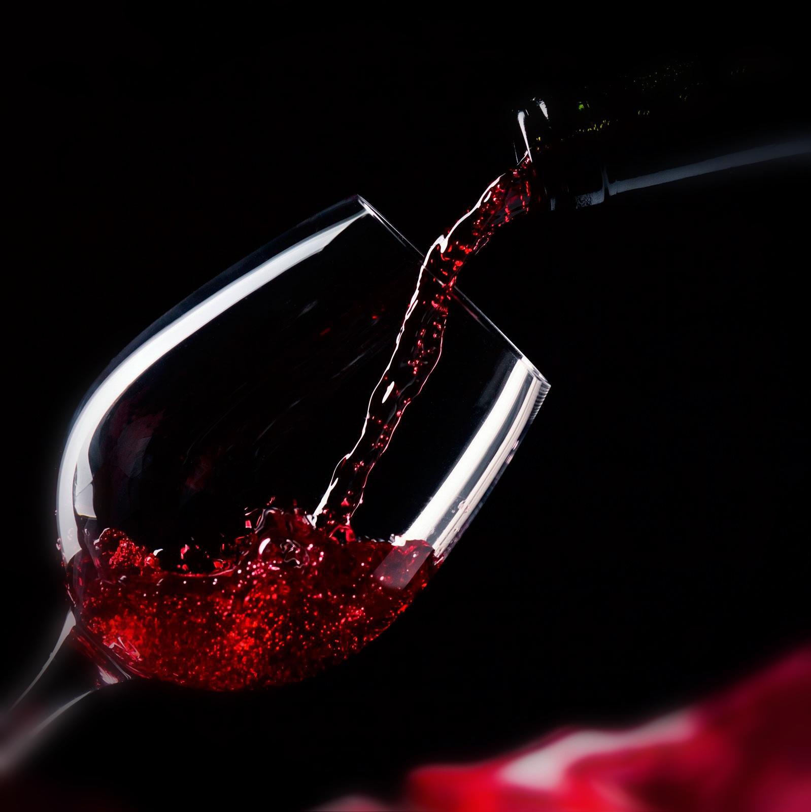 Красные вина