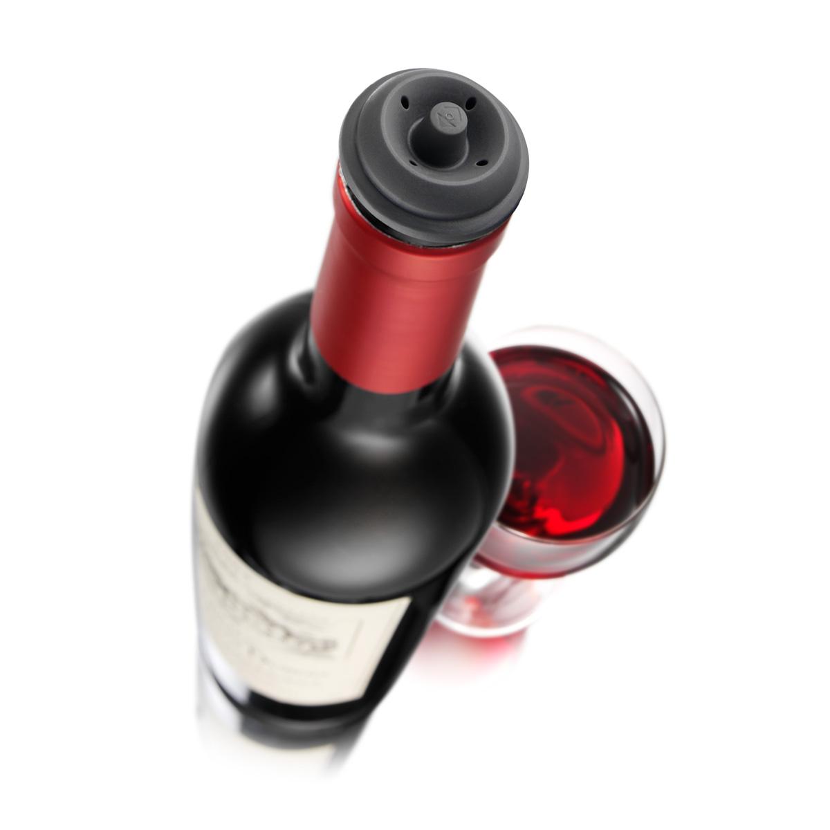 Вакуумные пробки для вина (2 шт.)