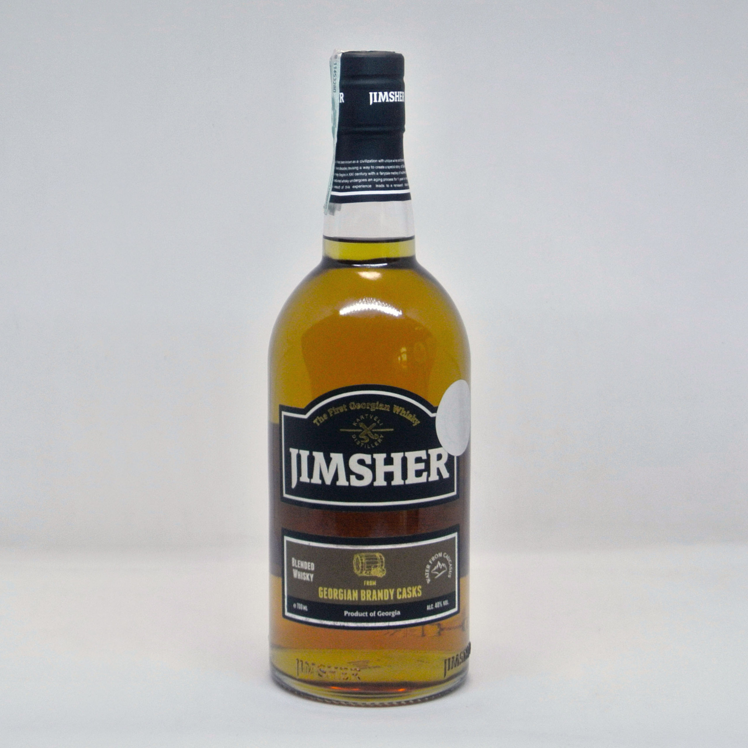 Купажированное Джимшер Бренди Виски
