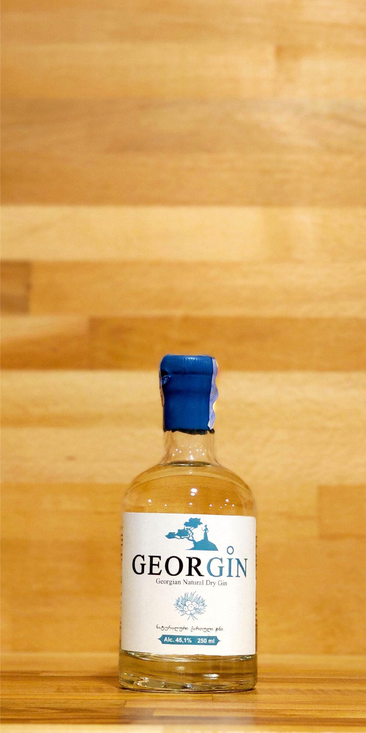 Грузинский Джин GEORGIN 250 ml