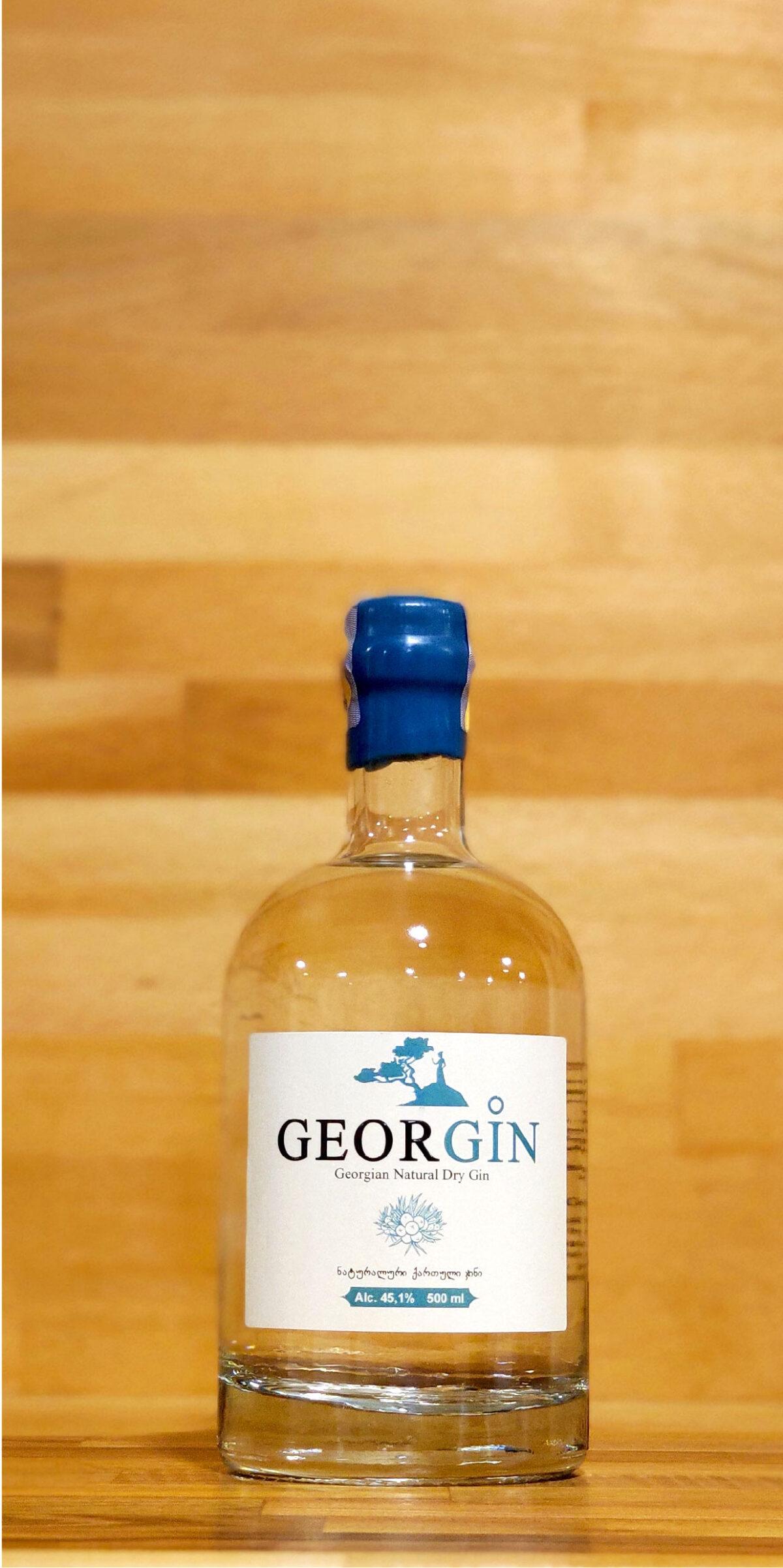 Грузинский Джин GEORGIN 500 ml
