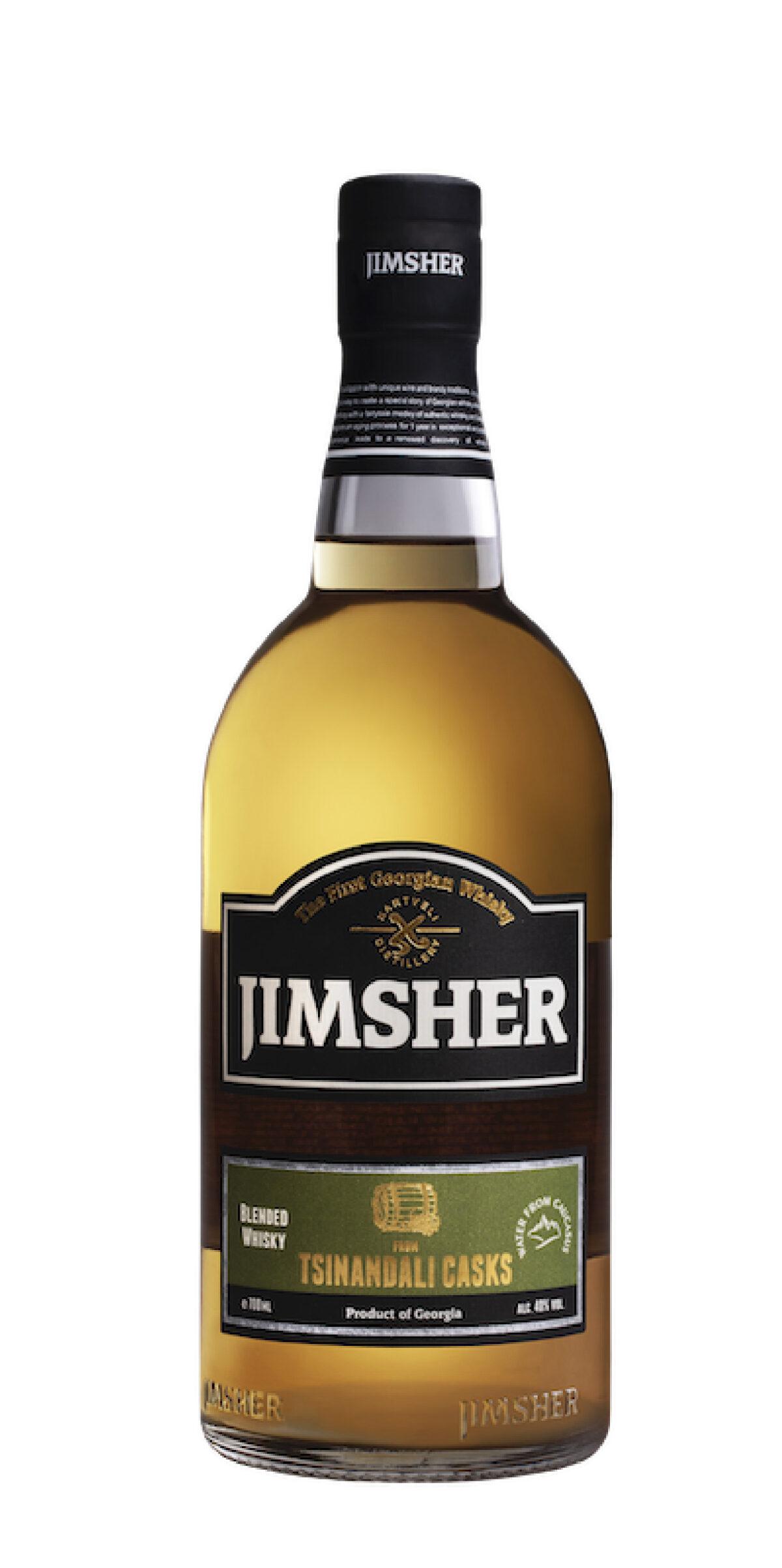 Виски Цинандали от Джимшер