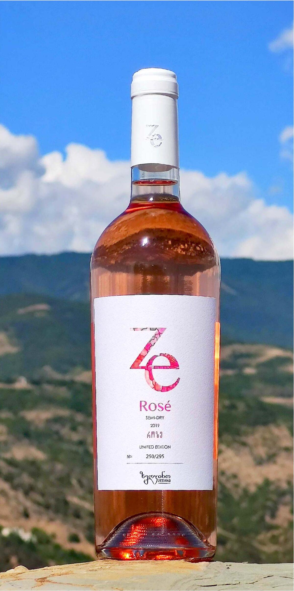 Ze Розе 2019 от ZeGvino