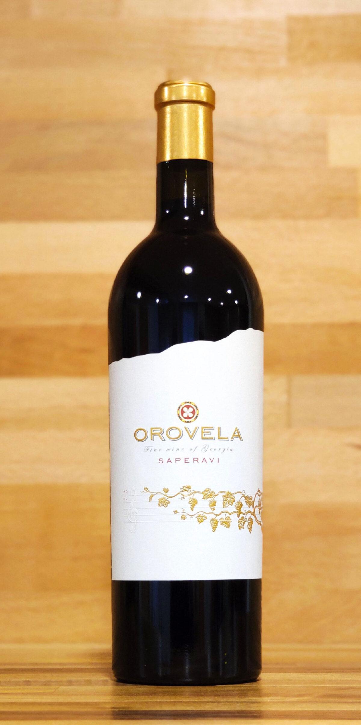 Саперави 2007 от Оровела