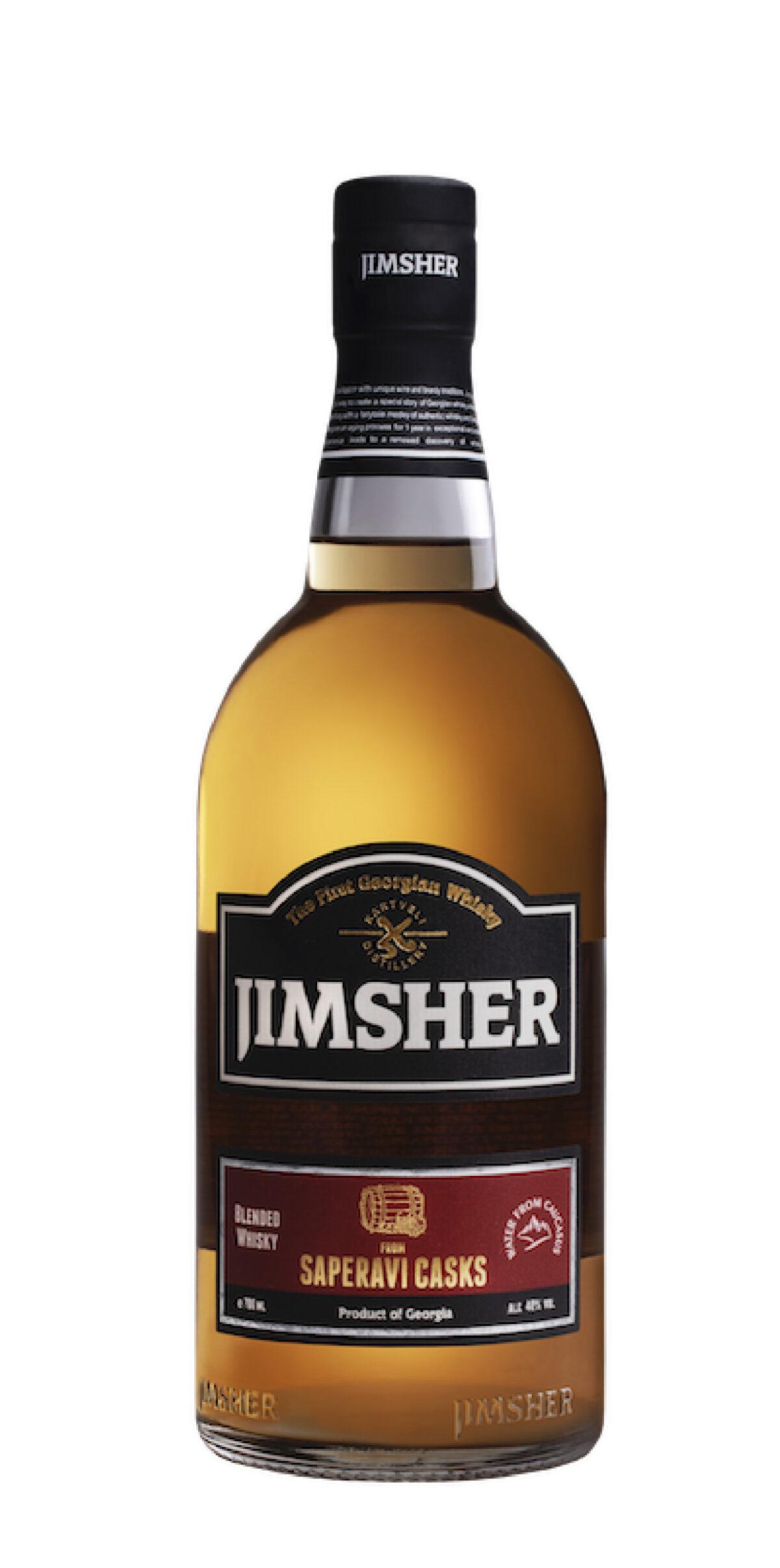 Виски Саперави от Джимшер